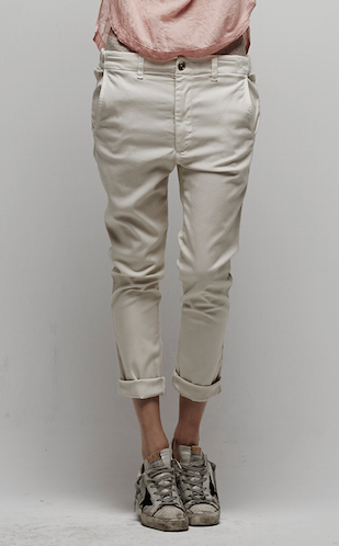 Soft Twill - SLOUCH TROUSERS