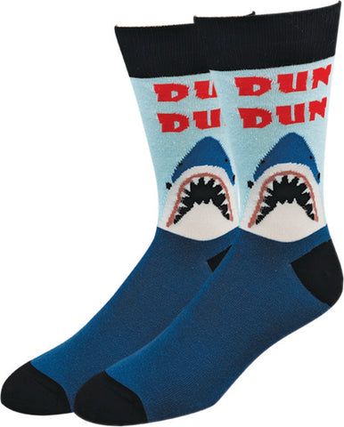 Shark Teeth Socks