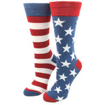 Womens Vintage USA Socks