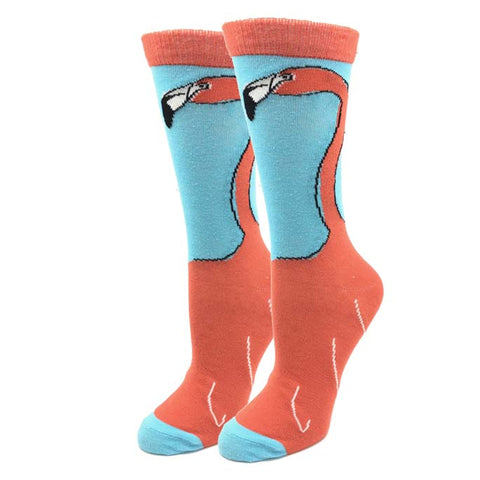 Lady Flamingo Socks
