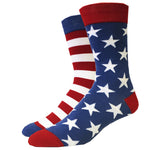 Mens Vintage USA Socks