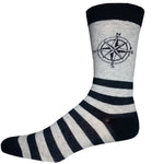 Compass Socks