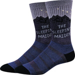 Sleeping Maiden Active Socks