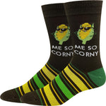 Me So Corny Socks
