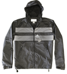 2 Striped Water Resistant Jacket