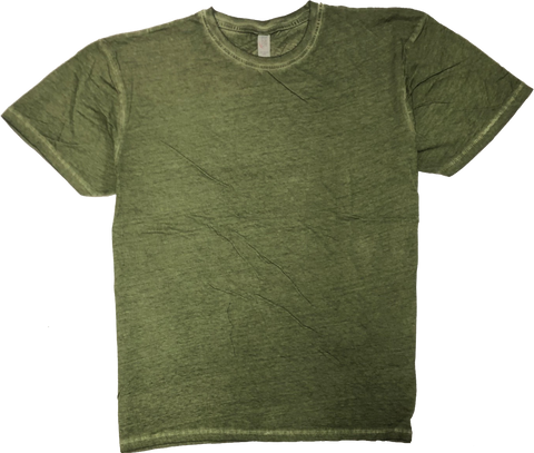 Oil Wash Tee (CLOSEOUT)