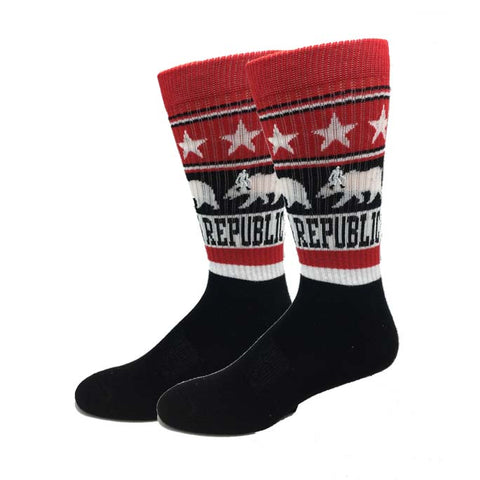Active CA Bear Redux Socks