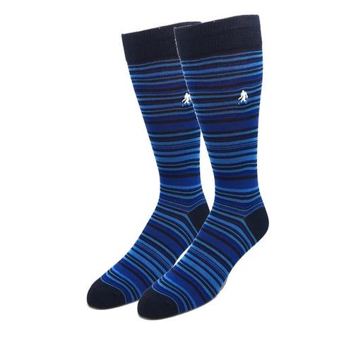 Bamboo Mini Stripe Socks