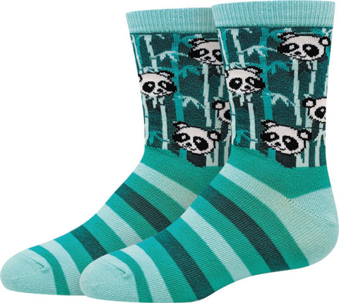 Mini Panda Kids Socks
