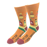 Hot Stuff Bigfoot Socks