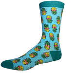Retro Pineapple Socks