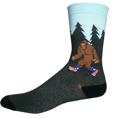 XL Classic Bigfoot Socks