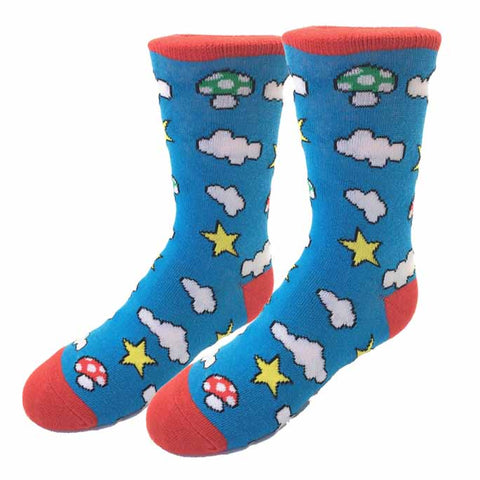 Power Up Kids Socks