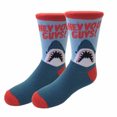 Shark Teeth Kids Socks