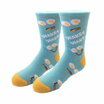 Smiley Eggs Kids Socks