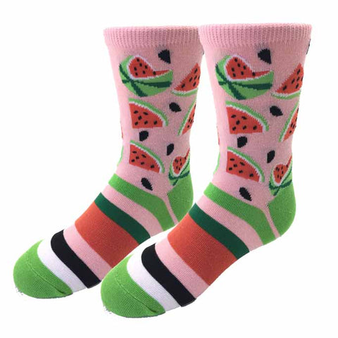 Watermelon Kids Socks
