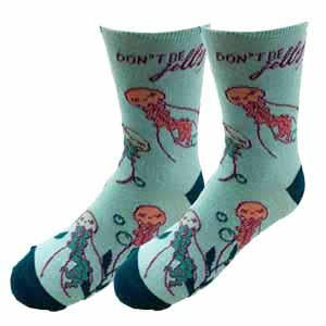 Jellyfish Kids Socks