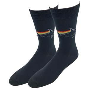 Shark Side of the Moon Socks