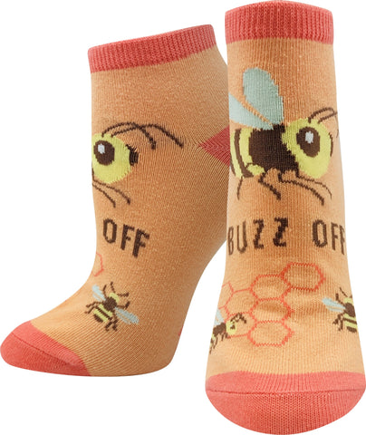 Buzz Off Ankle Socks