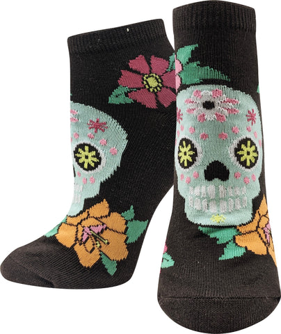 Calaveras Ankle Socks