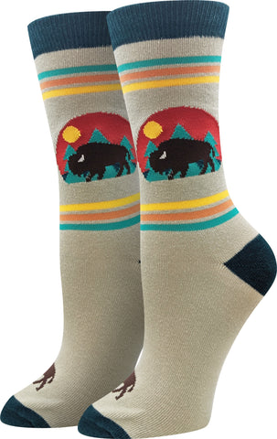 Ladies Dakota Socks