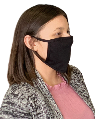 3 Layer Face Mask - Made in the USA