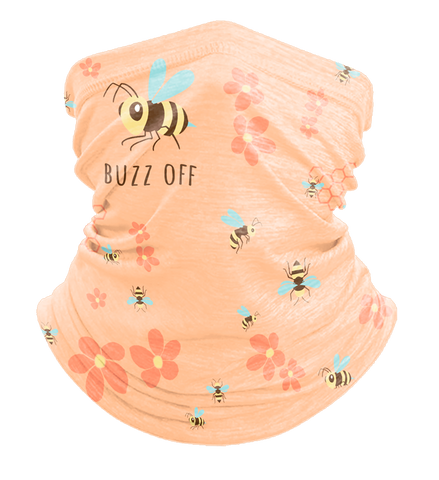Buzz Off Bee Neck Gaiter