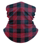 Lumberjack Plaid Neck Gaiter