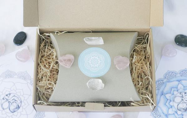 THE BIRTH BLESSING BOX ~ BIRTH STONE