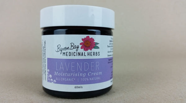 Ultra Calming Lavender hand crafted Moisturising Cream
