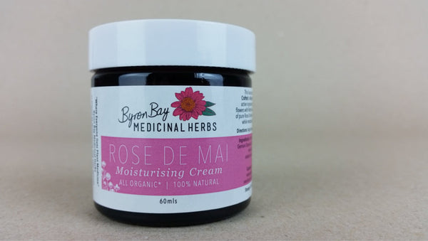 Rose De Mai Lifts Your Mood in Hand Crafted Moisturising Cream