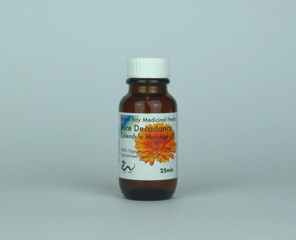 Calendula Infused Massage Oil 25ml
