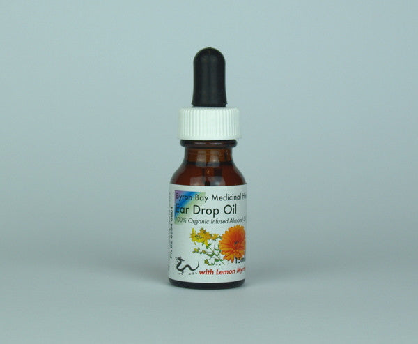 Ear Drop Oil with Lemon Myrtle 15ml (Aqua Ear)
