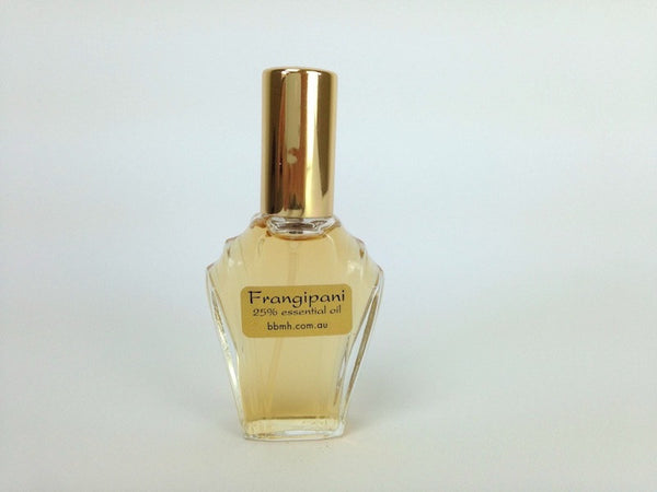 Frangipani Pure Essential Oil and Perfume Spray