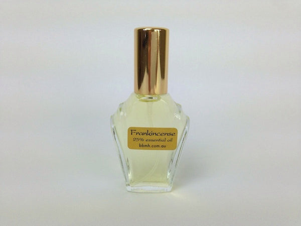 Frankincense Pure Essential Oil and Perfume Spray