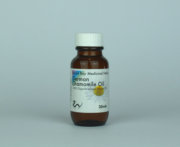 German Chamomile Infused Oil 25ml