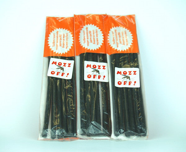 Mozz Off - Frankincense Incense Sticks