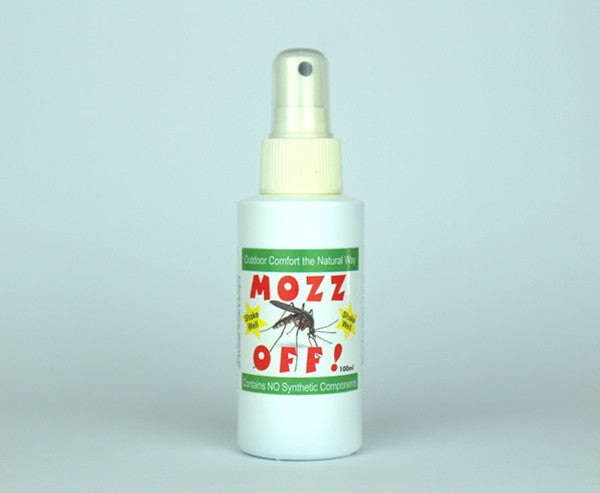Mozz Off Natural Insect Spray 100ml