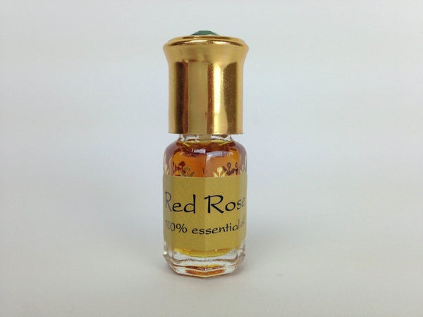 Red Rose Pure Essential Oil and Perfume Spray