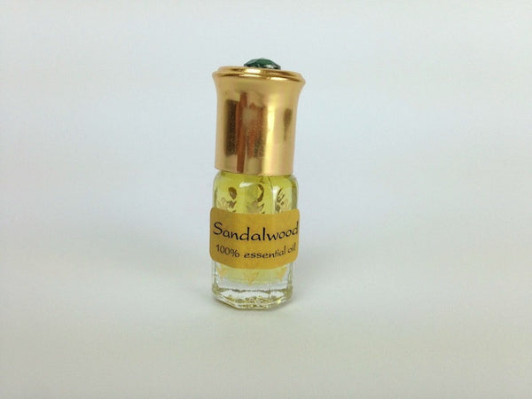 Sandalwood Pure Essential Oil and Perfume Spray