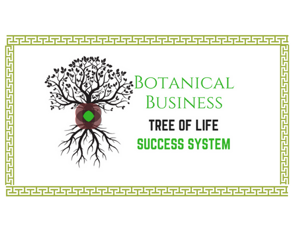 Botanical Business Tree Of Life Success System