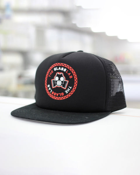 The Glass Lab Trucker