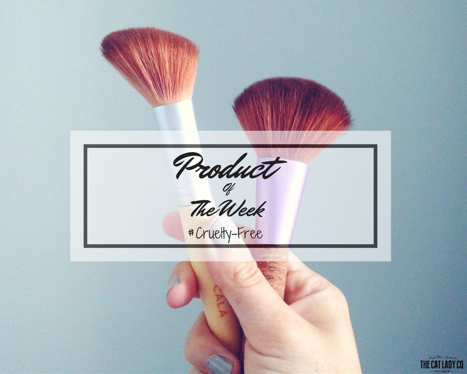 Cruelty-Free Product Of The Week | Powder & Contouring Brushes