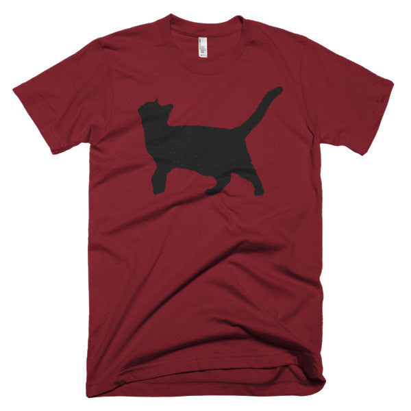 Men Classic T-Shirt | Curious Cat