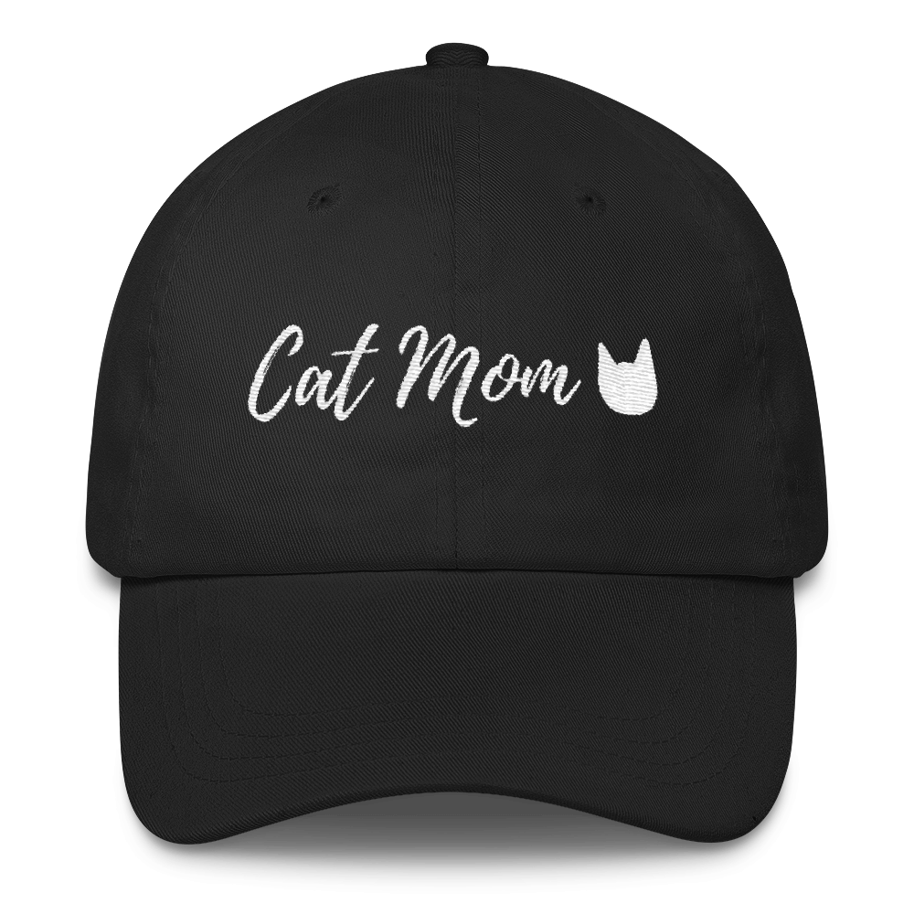 Unisex Cap | Cat Mom