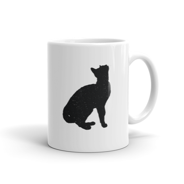 Mug | Kitty Wants Coffee