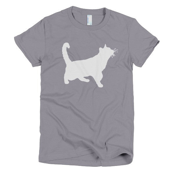 Women Classic T-Shirt | Curious Cat
