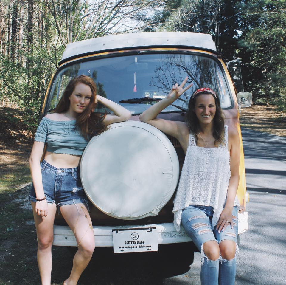 How we started our own business- Hippie Kids at only 16 & 18....