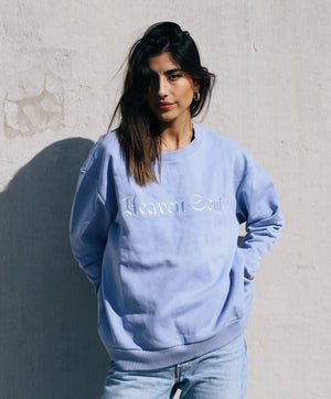 Heaven Sent crewneck - Hippie Kids