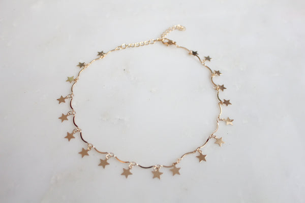 Star Dust Necklace - Hippie Kids